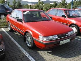Mazda 626 GD Hatchback